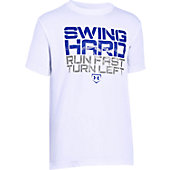 Under Armour Youth Swing Hard Run Fast Shirt