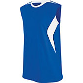 High5 Women's Bolt Sleeveless Volleyball Jersey