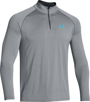 Under Armour Men's Tech 1/4-Zip Shirt 1242220SLBBLS