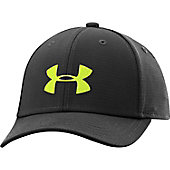 Under Armour Boy's Headline Stretch-Fit Cap