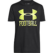 Under Armour Boy's Surge Football T-Shirt