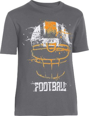 Under Armour Youth Surge Football T-Shirt