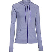 Under Armour Women's Charged Cotton Undeniable Full Zip Hoodie