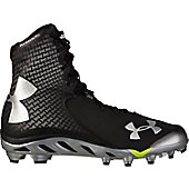 Under Armour Men's Spine Brawler Mid Molded Football Cleat