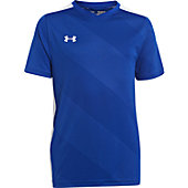 Under Armour Youth Fixture Soccer Jersey