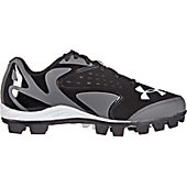 Under Armour Youth Leadoff IV Low Rubber Baseball Cleats
