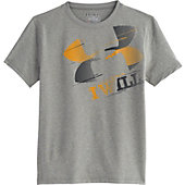 Under Armour Boys' I Will Short Sleeve Shirt