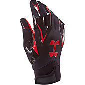 Under Armour Youth F4 Receiver Football Glove