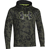 Under Armour Men's Storm Fleece Printed Big Logo Hoodie
