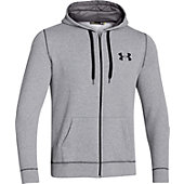 Under Armour Adult Rival Cotton Full Zip Hoodie