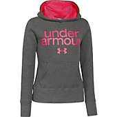 Under Armour Girls' Impulse Holiday Cotton Hoodie