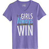 Under Armour Girls Always Win T-Shirt