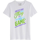 Under Armour Girls' No Such Thing T-Shirt