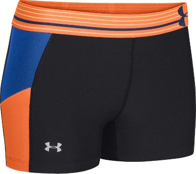 Under Armour Women's HeatGear Alpha Printed Shorty