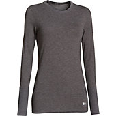 Under Armour Women's ColdGear Infrared Crew Shirt