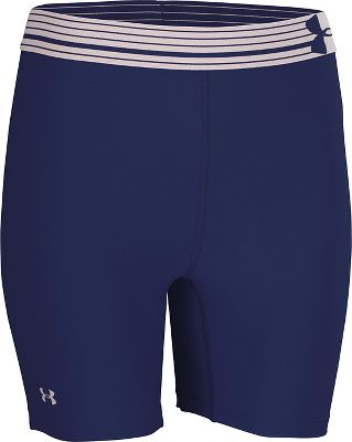 Under Armour Women's HeatGear Alpha Mid Short