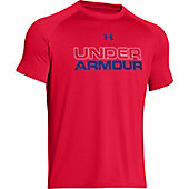 Under Armour Men's Core Training-Wordmark Graphic T-Shirt