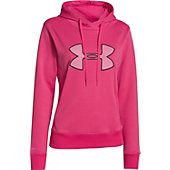 Under Armour Women's Big Logo Applique Hoody