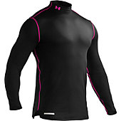 Under Armour Men's EVO ColdGear Fitted Mock Shirt