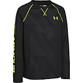 Under Armour Boy's Dynamism Long Sleeve T-Shirt