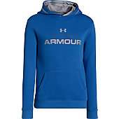 Under Armour Boy's UA Rival Hoodie