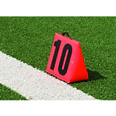 Diamond Solid 11 Piece Sideline Markers Set