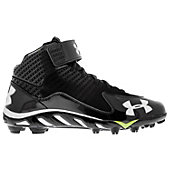 Under Armour Adult Spine Mid Molded Football Cleats