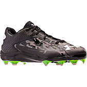 Under Armour Men's Deception Low Molded Metal Baseball Cleats