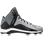 Under Armour Men's Yard Mid Metal Baseball Cleats