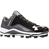 Under Armour Men's Yard Low Molded Baseball Cleats