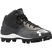 Under Armour Boy's Ignite Mid RM CC Jr Baseball Cleats