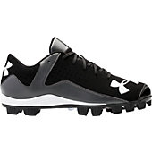 Underamour Youth Leadoff Low Molded Baseball Cleats