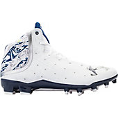 Under Armour Men's Banshee Mid Lacrosse Cleats
