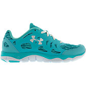 Under Armour Women's Micro G Engage Print Running Shoes