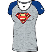 Under Armour Women's Sonic Supergirl Shirt