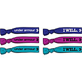 Under Armour Women's Hair Ties (Pack of 6)