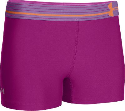 Under Armour Women's HeatGear Alpha Shorty 1251862PURXL