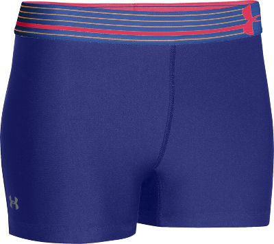 Under Armour Women's HeatGear Alpha Shorty 1251862ROYL