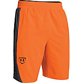 Under Armour Men's Cage-To-Game Baseball Training Shorts