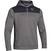Under Armour Men's 9 Strong 1/4-Zip Baseball Hoodie