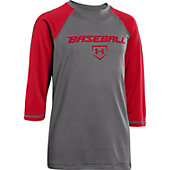 Under Armour Youth CTG 3/4-Sleeve Shirt