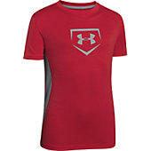 Under Armour Boy's Show Me Sweat Short Sleeve T-Shirt