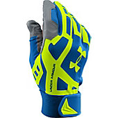 Under Armour Men's UA Cage Batting Gloves (Pair)