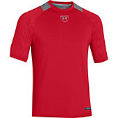 Under Armour Men's Undeniable Short-Sleeve Armourvent Shirt