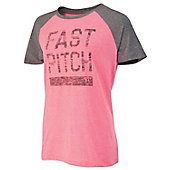 Under Armour Women's Softball Graphic T-Shirt