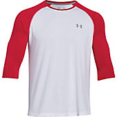 Under Armour Men's Tech 3/4 Sleeve Shirt