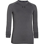 Under Armour Youth HeatGear Armour Long Sleeve Compression S
