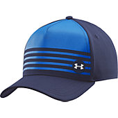 Under Armour Men's Striped Out Stretch-Fit Cap
