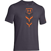 Under Armour Adult Chevron Seam Baseball T-Shirt