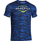 Under Armour Men's Striker Camo Baseball Shirt